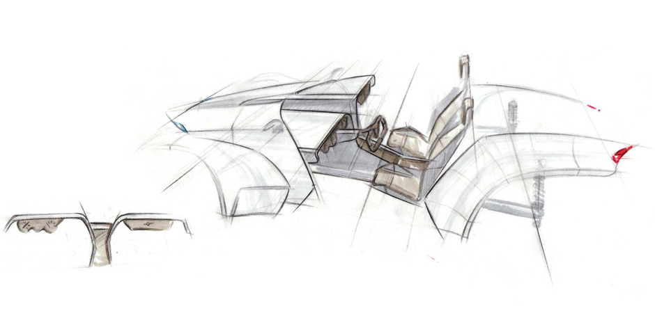 Sevenlight-light-electro-vehicle-sketch-industrial-design